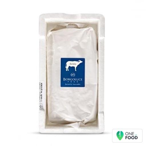 Ricotta Cheese Borgoluce From Buffalo Milk